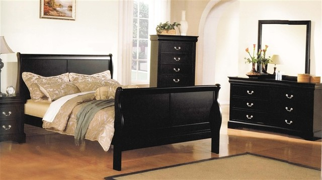 Louis Philippe Sleigh Full Size Sleigh bed by Myco. Louis Philippe Sleigh Full Size Sleighbed    125 in DFW Metroplex